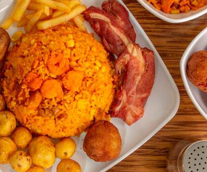 El arroz paisa que no nació en Antioquia, se come en toda Colombia y es tendencia